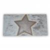 Tabla decorativa estrella