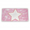 Tabla decorativa rosa