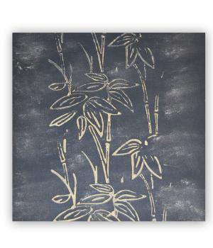 Tabla dibujo flores