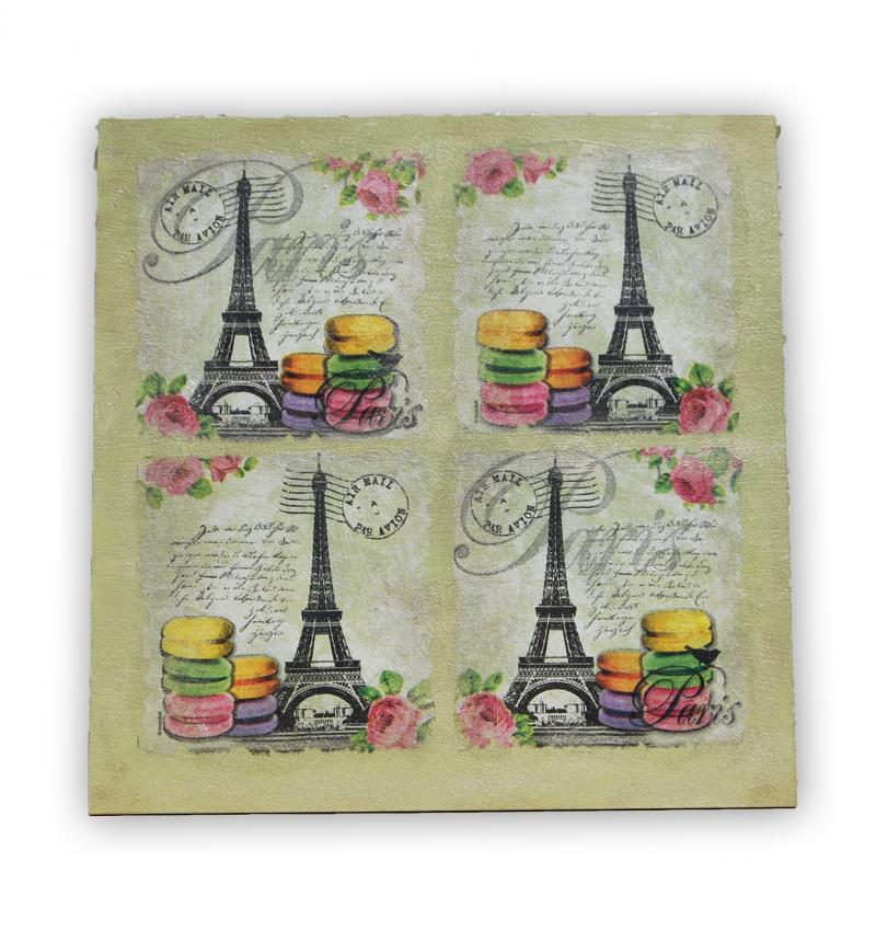 Tabla imprimación París